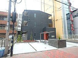 アンプルールフェール堺東[3階]の外観