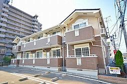 福岡県北九州市門司区下馬寄の賃貸アパートの外観