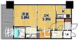エンクレストNEO博多駅南[2階]の間取り