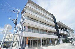 福岡県糟屋郡新宮町中央駅前2丁目の賃貸マンションの外観