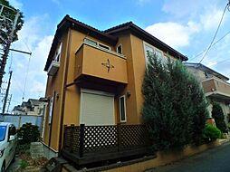 [一戸建] 千葉県松戸市八ヶ崎7丁目 の賃貸【/】の外観