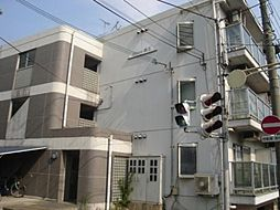 兵庫県神戸市東灘区森北町2丁目の賃貸マンションの外観