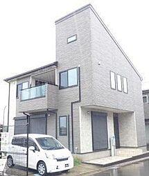 [一戸建] 神奈川県相模原市中央区上矢部1丁目 の賃貸【/】の外観