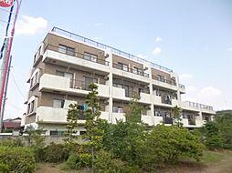鶴ヶ島マンション[403号室]の外観