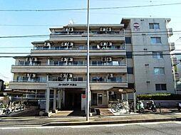ユースピア大倉山[5階]の外観