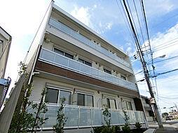JR中央線 国立駅 徒歩18分の賃貸アパート