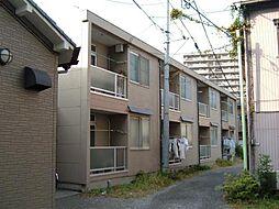 埼玉県川口市青木1丁目の賃貸アパートの外観
