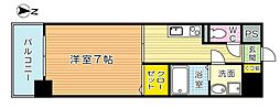 FERIO Kiyomizu (フェリオ清水)[3階]の間取り