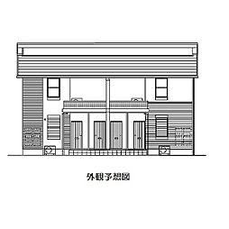 バス 高塚西下車 徒歩2分の賃貸アパート