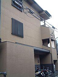 京都府京都市下京区綾大宮町の賃貸マンションの外観