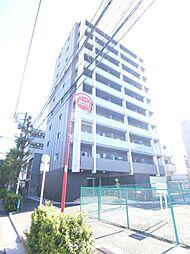 東京都北区上十条3の賃貸マンションの外観