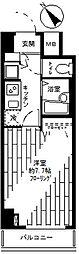 フェニックス横須賀中央[9階]の間取り