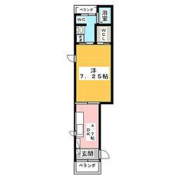 小田栄駅 7.6万円