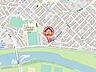 地図,2DK,面積48.51m2,賃料4.5万円,バス あさでんバス川端3条8丁目下車 徒歩7分,,北海道旭川市川端町五条8丁目1番20号