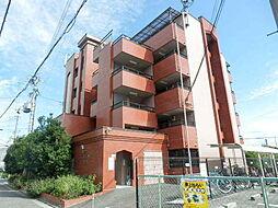 大阪府堺市西区鳳中町1丁の賃貸マンションの外観