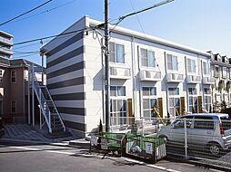 神奈川県相模原市中央区千代田3丁目の賃貸アパートの外観