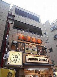 東京都台東区雷門2丁目の賃貸マンションの外観