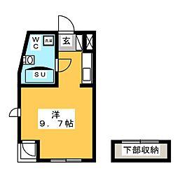 矢作橋駅 3.6万円