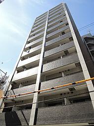 レジュールアッシュ南堀江[4階]の外観