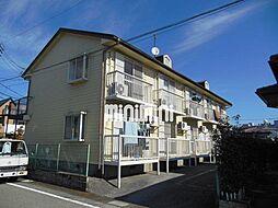 コーポカレンジュラ[1階]の外観