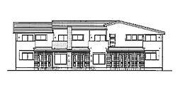 岡山県岡山市東区楢原丁目なしの賃貸アパートの外観