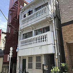 東京都世田谷区若林5丁目の賃貸マンションの外観