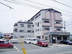 福岡県春日市惣利2丁目の賃貸マンションの外観