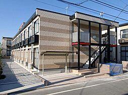 東京都江戸川区瑞江1丁目の賃貸アパートの外観