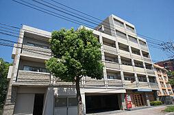 アリエル文教[4階]の外観
