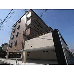 奈良県大和高田市日之出町の賃貸マンションの外観