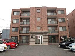 北海道札幌市東区北四十三条東12丁目の賃貸マンションの外観