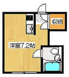 マシャンブル佐々木[402号室]の間取り