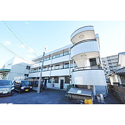 埼玉県川越市大字南大塚の賃貸マンションの外観