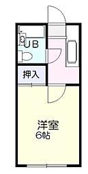 西川原駅 2.8万円