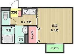 西海鹿島駅 3.5万円