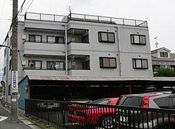 フィールズマンション2[3階]の外観