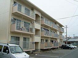 福岡県糸島市前原駅南3丁目の賃貸アパートの外観