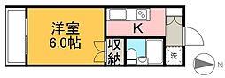 牧駅 2.4万円