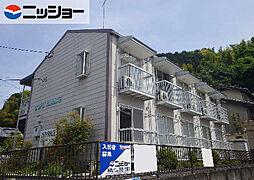 コーポヤマテ[1階]の外観
