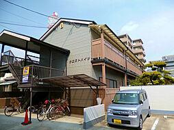 兵庫県西宮市甲子園口6丁目の賃貸アパートの外観