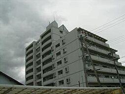 兵庫県姫路市威徳寺町の賃貸マンションの外観