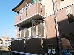 大阪府高槻市北大樋町の賃貸アパートの外観