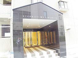 エタニティ・森ノ宮×[9階]の外観