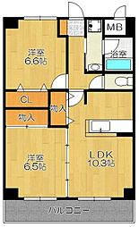 SAKURA AVENUE(サクラアヴェニュー)[3階]の間取り