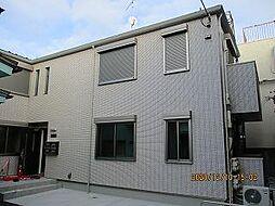 京急本線 大森町駅 徒歩4分の賃貸アパート
