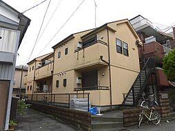 パインクレスト川崎[1-C号室]の外観