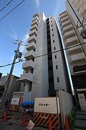 レジュールアッシュ京橋CROSSII[10階]の外観
