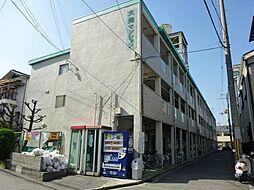稲田大発マンション[3階]の外観