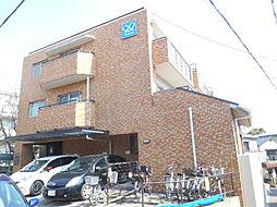 大阪府豊中市栗ケ丘町の賃貸マンションの外観