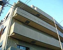 東京都府中市小柳町1丁目の賃貸マンションの外観